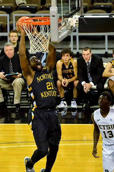 East Tennessee State rallies past NKU, 64-50 - Northern